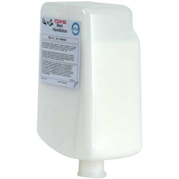 CWS Best Handlotion 500 ml (5468000)