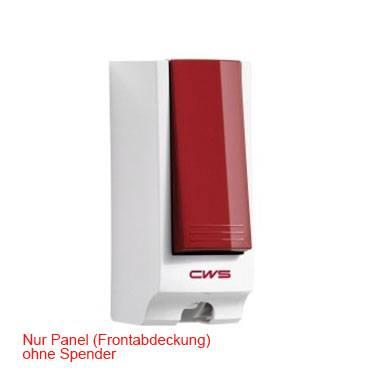 CWS Panel zu Toilettensitzreiniger Paradise Seatcleaner - rot