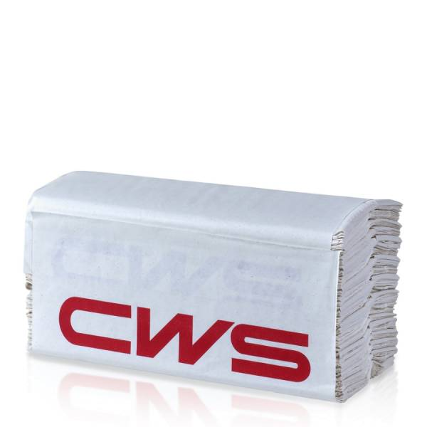 CWS C-Falz Faltpapier Extra 2-lg weiss - 1 Karton (272300)
